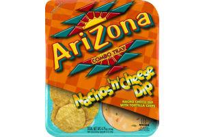 AriZona Combo Tray Nachos 'n' Cheese Dip