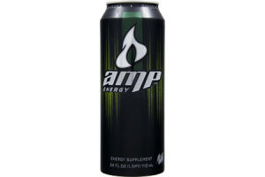 AMP Energy Supplement