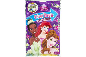 Play Pack Grab & Go! Disney Princess