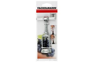 Штопор Fackelmann Колокол металл/пластик арт.49741