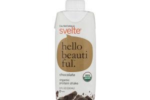 CalNaturale Svelte Organic Protein Shake Chocolate