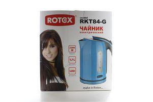 Чайник дисковый RKT84-G Rotex
