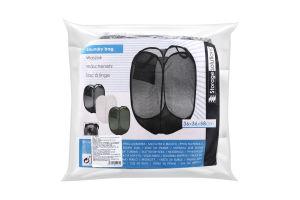 Мешок для белья с сеткой №849996 Koopman International 1шт в ассорт