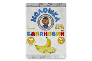 Сир плавлений 60% Банановий Молошка м/у 70г