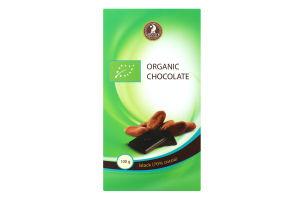 Шоколад черный органический Shoud'e к/у 100г