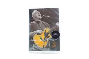 Диск DVD David Gilmour In Concert