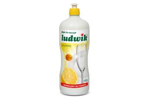 Средство для мытья посуды Ludwik Лимон