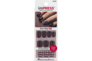 imPRESS Press-On Manicure One-Step Gel Casting Call - 36 CT