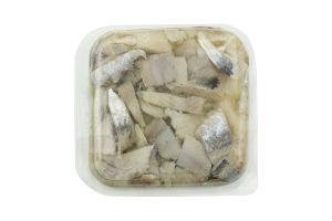 Сельдь филе-кусочки в масле Вогні моря п/у 500г