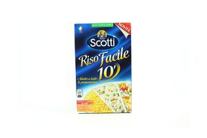 Рис Scotti Facile 10 довгозернистий 1кг х10
