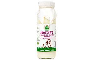 Йогурт Золота Коза Фитнес из козьего молока 0,5%