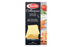 Макаронные изделия Lasagne Bolognesi Barilla к/у 500г