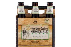 Small Town Brewery Not Your Father's Ginger Ale - 6 CT