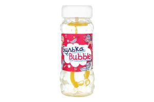 Мыльные пузыри для детей от 3лет №BB-17 Булька Bubble 145мл