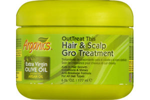 Arganics Hair & Scalp Gro Treatment