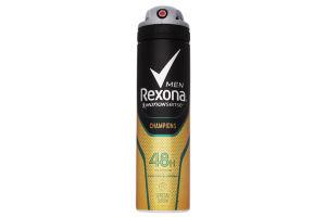 Дезодорант-спрей Rexona Men Чемпионы