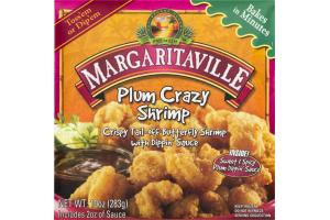 Margaritaville Plum Crazy Shrimp