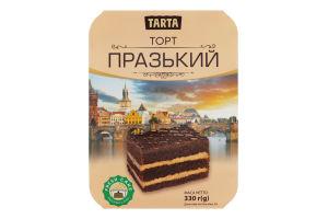 Торт бісквітний Празький Tarta п/у 330г