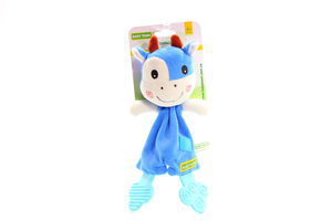 Іграшка Baby Team з прорізувачем 4міс.+ 8511