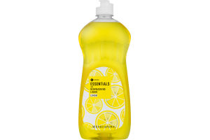 Essentials Dishwashing Liquid Lemon