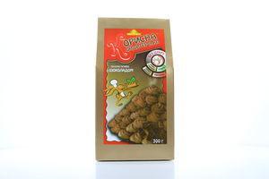 Печенье Стевиясан Песочное шоколад Полезная кондитерская 300г