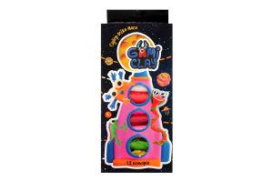 Набор массы для лепки для детей от 3-х лет №71503 Gumi Clay Strateg 1шт
