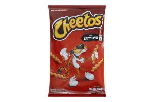 Палички кукурудзяні зі смаком кетчупу Cheetos м/у 50г