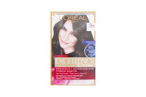 Крем-краска для волос №500 Шоколадный Crème Excellence L'Oreal
