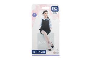 Колготи дитячі Boy&Girl Trendy 40den 128-134 white