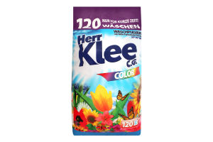 Порошок для стирки Color Herr Klee 10кг