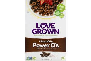 Love Grown Power O's Cereal Chocolate