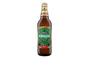 """Пиво """"Львівське Великоднє"""" бут. 0.5"""