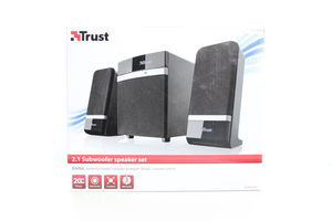 Колонки Trust Raina 2.1 Subwoofer USB
