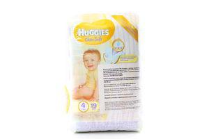 Подгузники детские 8-14кг Elite Soft Huggies 19шт