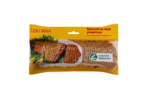 Коржі вафельні з житнім борошном Бризолі Lekorna м/у 50г