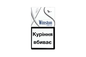 Сигареты winston xstyle silver купить купить электронная сигарета pons