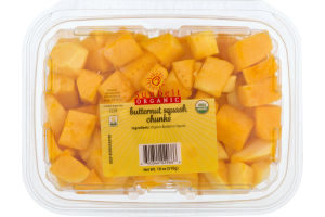 Sunbelt Organic Butternut Squash Chunks