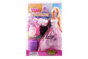 Лялька для дітей від 3-х років №8012 Fashion girl Defa Lucy