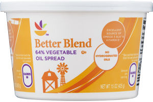 Ahold Better Blend 64% Vegetable Oil Spread