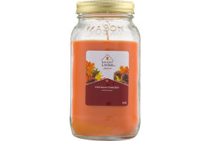 Smart Living Autumn Scented Candle Heirloom Pumpkin