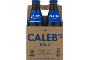 Caleb's Kola Soda - 4 PK