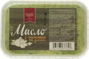 Масло сладкослив Л Т Доообра ферма с зеленью85%ван 250г