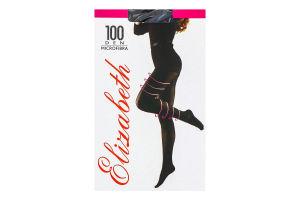 Колготи жіночі Elizabeth Microfibra 100den 4 nero