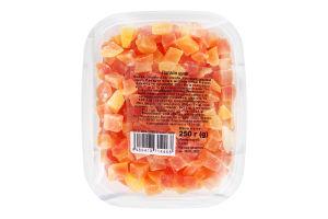 Папайя цукат Натуральні продукти п/у 250г