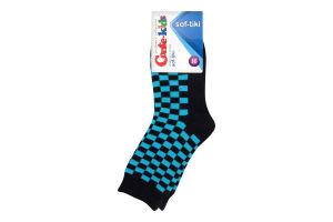 Шкарпетки дит. SOF-TIKI 7С-46СП, р.16, 226 бірюза 1 шт