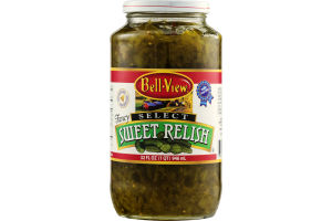 Bell-View Sweet Relish Select
