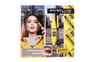 Набір туш для вій Colossal+олівець для очей Collosal Kajal Maybelline New York 1ш