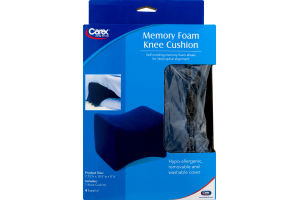 Carex Memory Foam Knee Cushion
