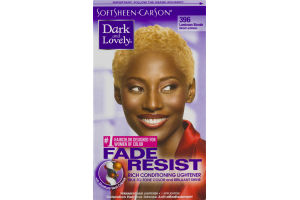 Dark And Lovely Fade Resist Rich Conditioning Color 396 Luminous Blonde