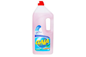 Миюча рідина д/посуду з алое вера + гліцерин Gala 1000г